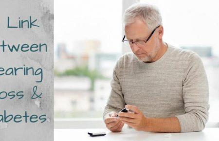 کم شنوایی در دیابتی ها