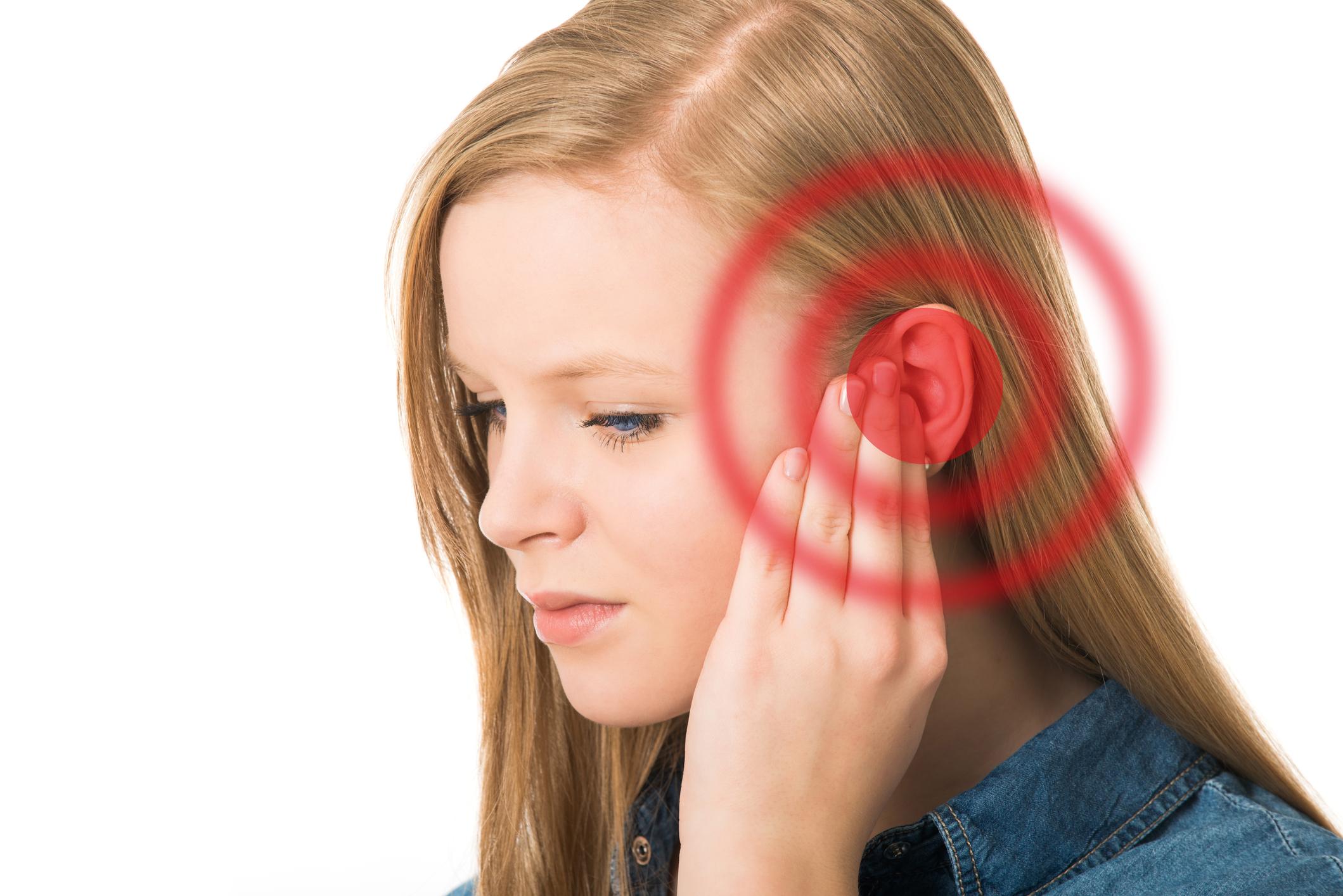 انواع صدای گوش