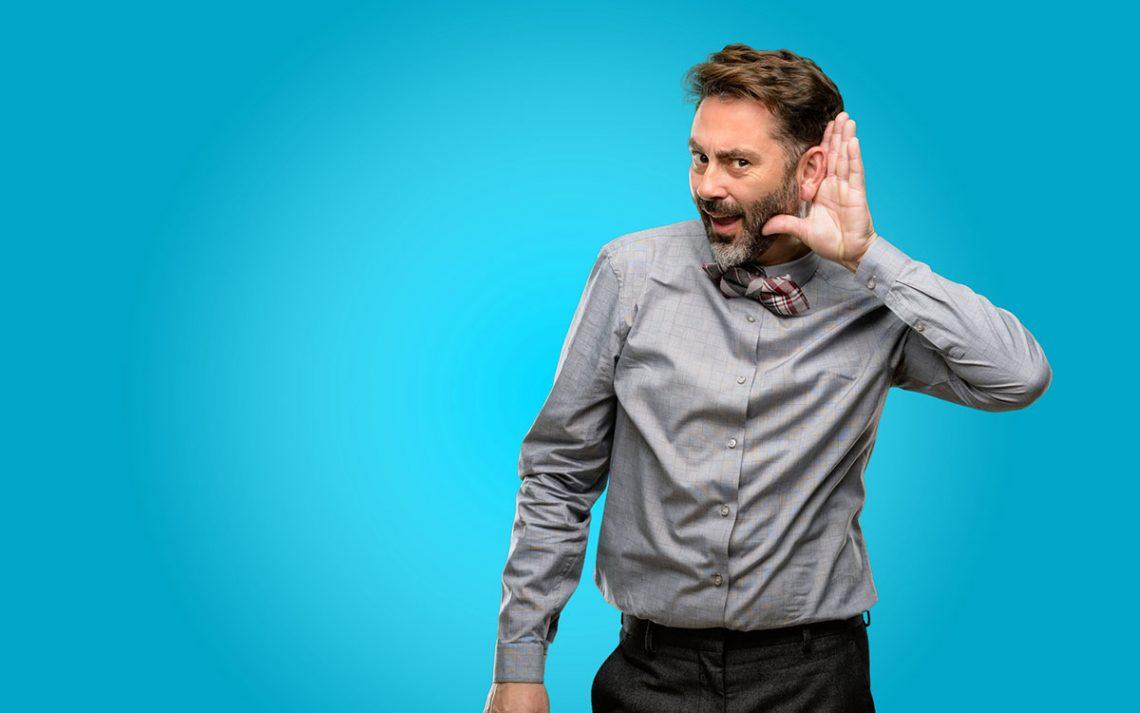 ضعیف شنیدن صدای سمعک به چه علت است؟